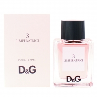 Dolce & Gabanna No3 L'Imperatrice (W) edt 50ml